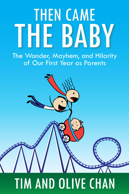 Then Came The Baby - cover